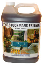 Stockmans Friend - Animal Health Elixer (AHE) <- click to enlarge ->